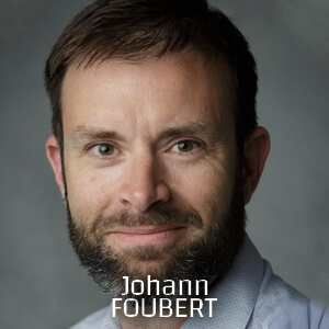 Consultant Associé Johann FOUBERT