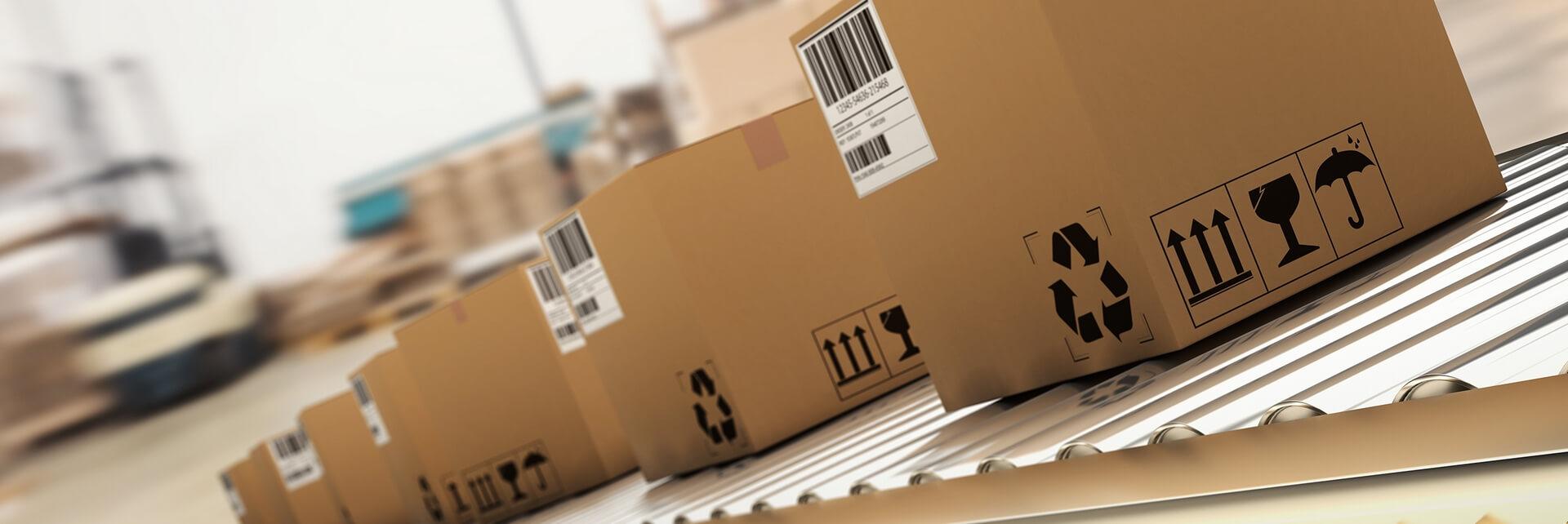 Ligne de Production Cartons Organisation Flux