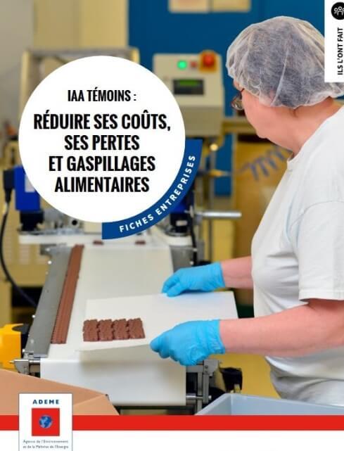 Industrie Agroalimentaire Témoins Réduire Couts Perte Gaspillage
