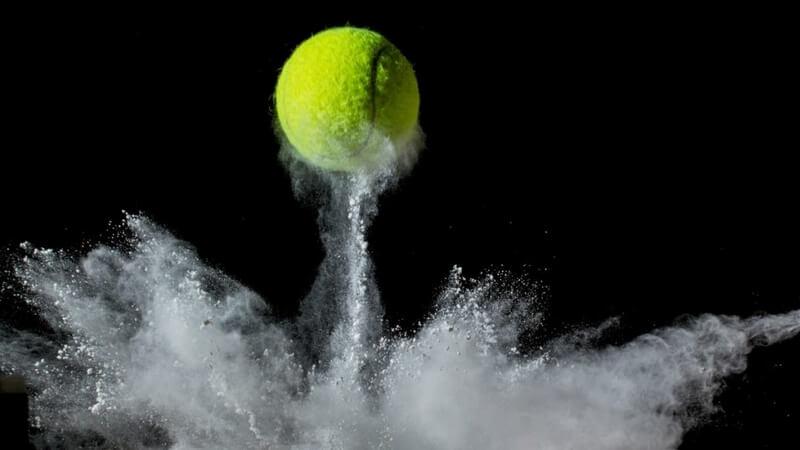 Ateliers Courts Balle Tennis Rebond